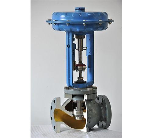 SBC压力平衡多孔阀芯单座笼式调节阀